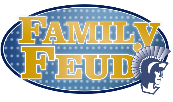 Family Feud St. Peter's Gala Logo